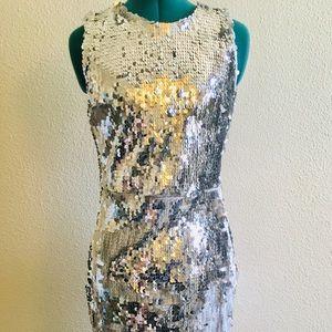 Mystic sequin dress
